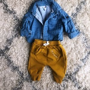 Other - 0-3 month Cat & Jack outfit